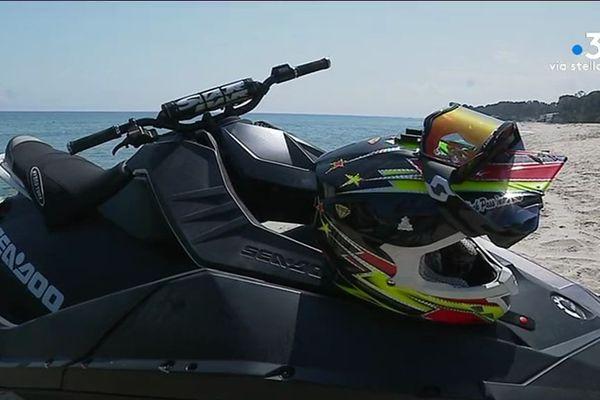Plein gaz sur la Karujet, le championnat du monde de scooter des mers
