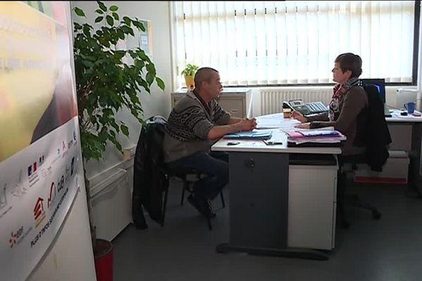 A Cherbourg, la maison de l'emploi et de la formation du Cotentin va perdre près de 360 000 euros de financement d'ici 2 ans.