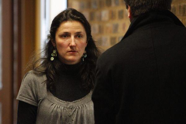 La juge d'instruction Sophie Bagdhassarian en charge du dossier.