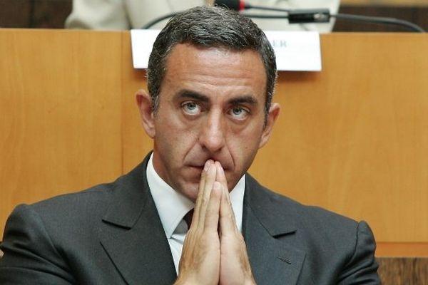 ARCHIVES - Marcel Francisci à l'Assemblée de Corse en mai 2010
