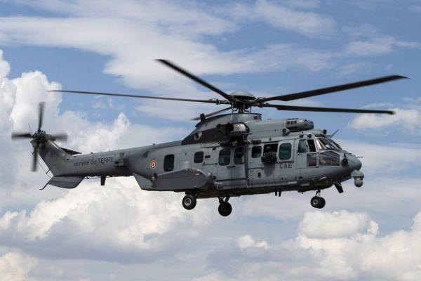 Un hélicoptère Caracal. Photo d'illustration.