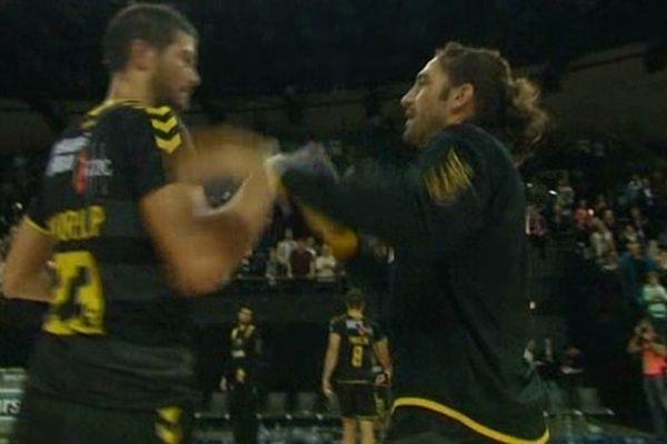 Bertrand Gille, le champion olympique, peut féliciter ses adversaires qui ont maitriser leur match face à Ivry de bout en bout