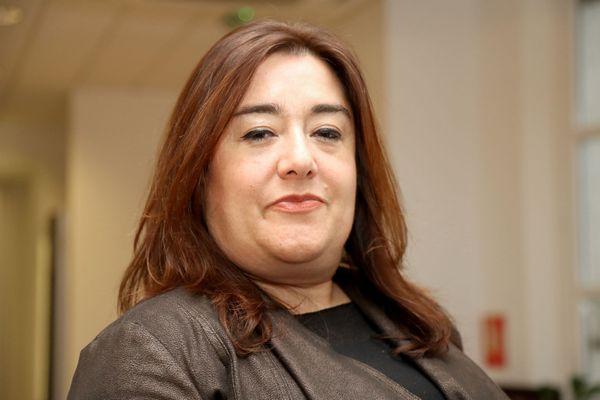 Francesca Satta, avocate de victimes du chirurgien Joël Le Scouarnec
