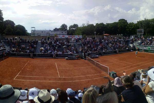 Vendredi 1er juin, Alice Tubello jouera son deuxième match. Une rencontre décisive pour faire partie du tableau des 64 joueurs junior qui participeront à Roland Garros, à partir du 3 juin.