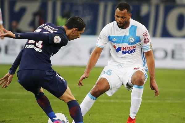 Le PSG victorieux face à l'OM, 0-5, dimanche soir, au stade Vélodrome, à Marseille.