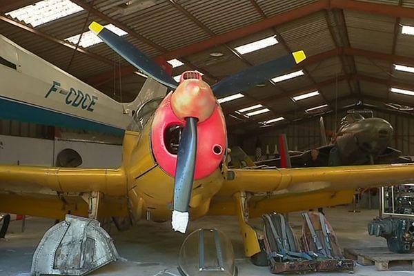 Des vrais avions mais également des maquettes seront disponibles lors de la vente aux enchères.