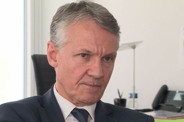 Jean-François Ricard, le procureur national antiterroriste.