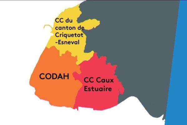 Les communautés de communes Caux Estuaire et du canton de Criquetot l'Esneval vont-elles être absorbées par la Codah ?