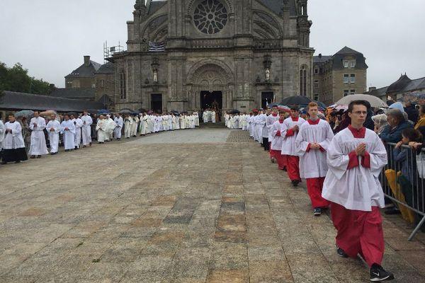 Le grand pardon de Sainte-Anne d'Auray
