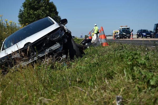 Drôme : en 7 semaines, le nombre de tués sur les routes a dépassé le niveau d'avril 2019