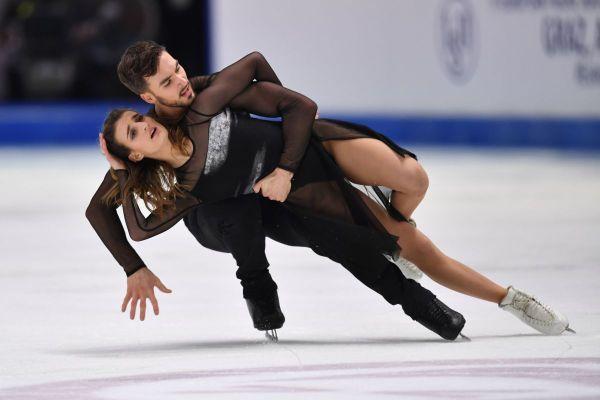 Gabriella Papadakis et Guillaume Cizeron font l'impasse sur les Mondiaux 2021 de danse sur glace.