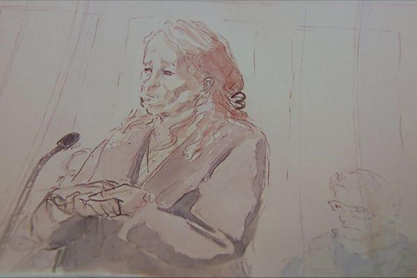 Lundi 14 octobre, Rosa Maria Da Cruz, la mère de Séréna, est interrogée pour la dernière fois dans ce procès.