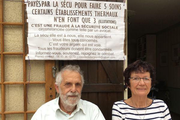 Ce couple installé dans l'Aube dénonce les agissements des établissements thermaux qui ne feraient pas la totalité des soins prévus par le financement de la CPAM. À Bourbonne-les-Bains (Haute-Marne), on ne fait pas la même lecture de la situation.