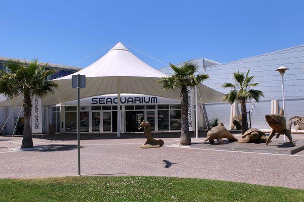 Le seaquarium du Grau-du-Roi est fermé pour les visiteurs depuis plus de deux mois - décembre 2020