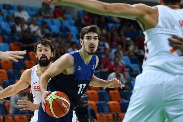 L'Arrageois Nando de Colo et l'équipe de France de basket quittent les Jeux en quart de finale.