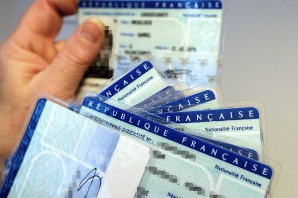 Cartes d'identité française