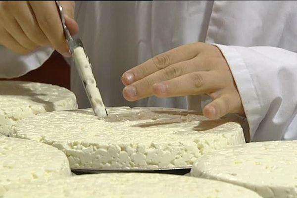 Ce nouveau fromage bleu n'est pas soumis à la charte de l'AOC Roquefort, ce qui ne garantit pas l'origine du lait.