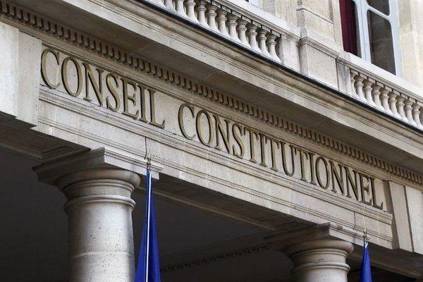 Illustration/ Conseil constitutionnel