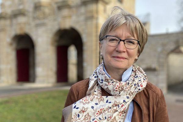 Anne Cardinal, candidate sans étiquette à la mairie de Langres