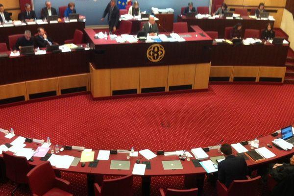 Dernière séance du Conseil général 06.