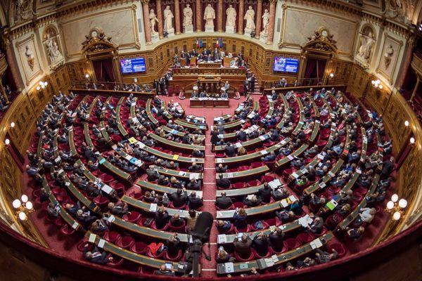 Le Sénat - illustration