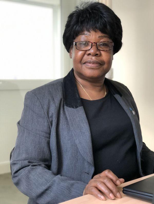 Sophie Soumaré est directrice du Gams Grand Est