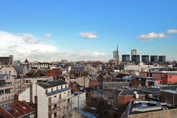 La capitale des Flandres est la première métropole à laquelle se sont attaqués Rémy Fabre et Louis Lambert avec Zefir, leur société d'immobilier instantané