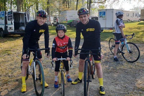 Tous les âges réunis pour le Tro Bro Cyclo