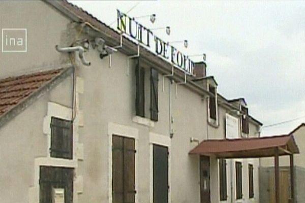 """En 2006, une violente bagarre avait opposé des jeunes de la communauté turque de Nevers aux vigiles de la boite de nuit """"Nuit de Folie"""" dans la Nièvre."""