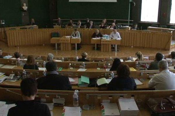 L'assemblée départementale du Puy-de-Dôme