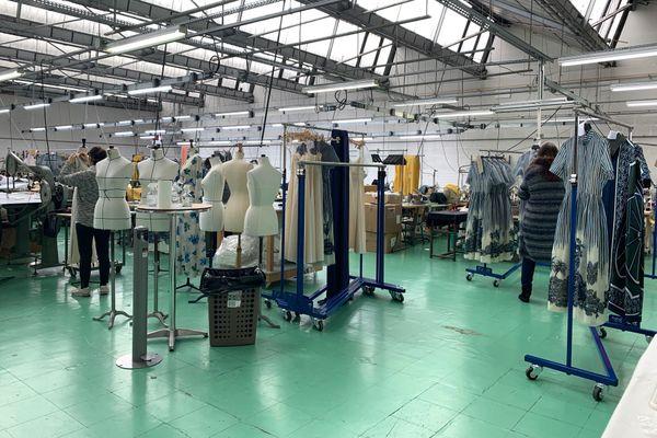 L'entreprise C2000 à Limoges a embauché en novembre