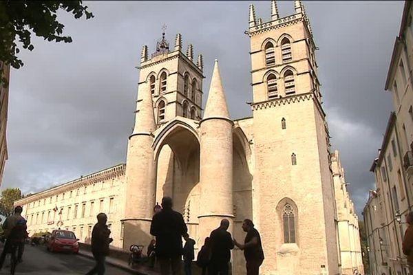 Comme le 11 novembre 1918, comme il y a 100 ans, les cloches ont en effet sonné la fin de la 1ere guerre mondiale, à Montpellier comme dans toutes les villes de France.