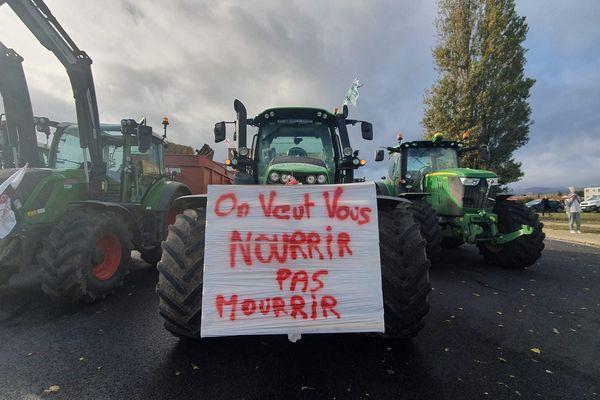 Pour les agriculteurs, c'est l'avenir même de la profession qui est menacé.
