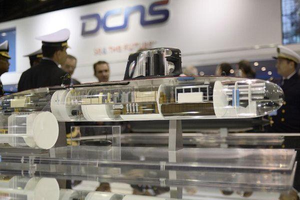 DCNS confirme sa probable sortie du rouge en 2015
