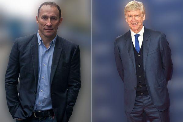 Jean-Pierre Papin et Arsène Wenger vont d'affronter à l'occasion du match des héros au proift de l'UNICEF
