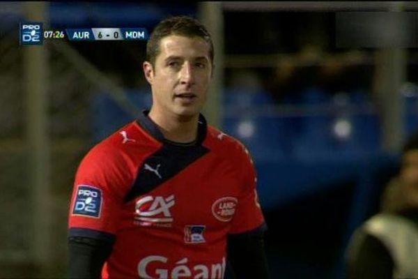 A l'image de son buteur Maxime Petitjean, le Stade Aurillacois a maîtrisé la rencontre face à Mont-de-Marsan remportée 29 à 15 lors de la 15éme journée de ProD2.
