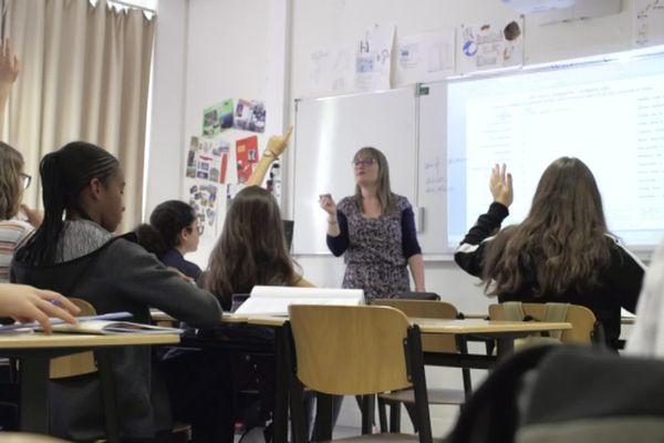 En Bretagne, les professeurs sont parfois confrontés à des problèmes liés à la laïcité.