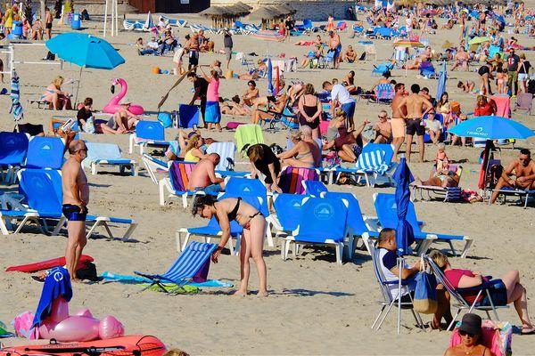 plage Costa Blanca 2019