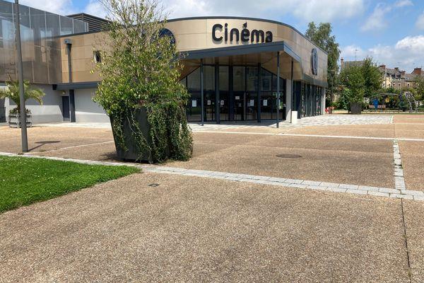 le cinéma de Fougères