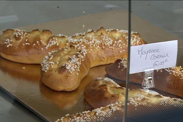 Les pâtissiers du quartier du Marais à Paris n'ont rien inventé !