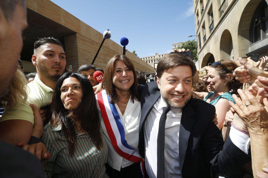 Municipales à Marseille : qui sont les adjoints de la nouvelle maire Michèle Rubirola ?
