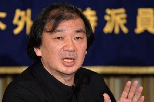 L'architecte Shigeru Ban