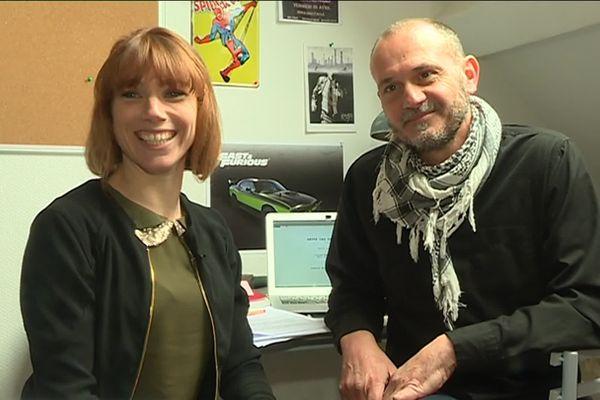 Les Cherbourgeois Claude Chalopin et Marc Koenig font partie des 24 finalistes sélectionnés par la Maison des scénaristes pour se rendre au festival de Cannes.