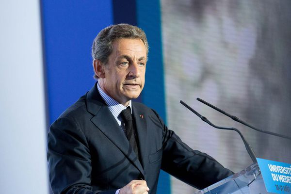 Nicolas Sarkozy - illustration