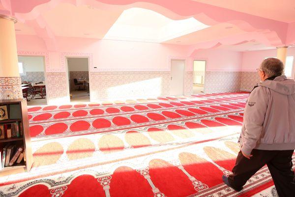 Masques, gel hydroalcoolique, distance d'un mètre... À Amiens, comme dans les trois départements picards, les consignes de sécurité devront être strictement appliquées à l'intérieur des mosquées (Illustration)
