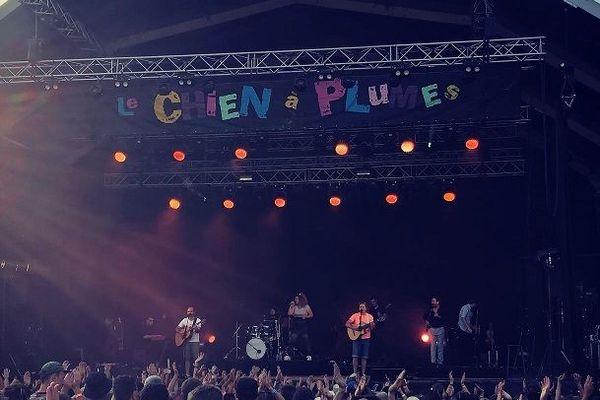 Les organisateurs du festival Le Chien à plumes à Langres attendent 15.000 visiteurs pour la 23ème édition