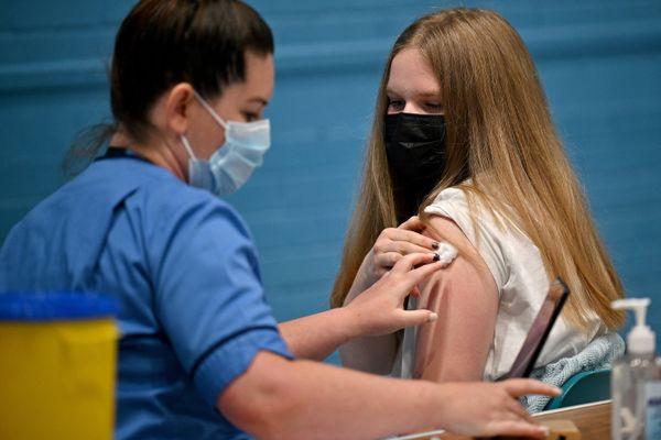 Photo d'illustration. Au mardi 24 août, 27 % des 12-17 ans sont vaccinés dans la région Provence-Alpes-Côte d'Azur.