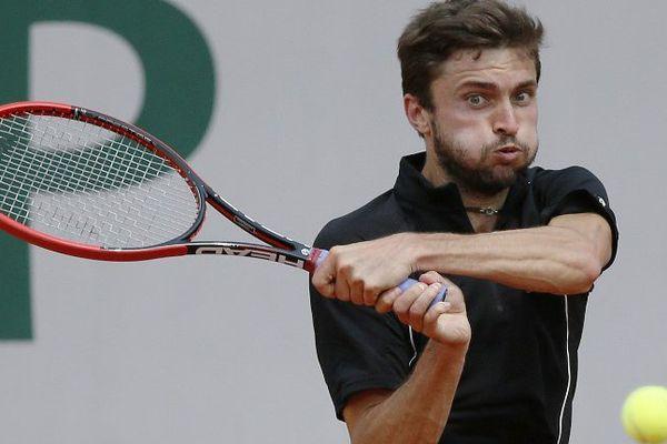 Gilles Simon a éliminé le Slovaque Martin Klizan (7-5, 6-2, 6-3).