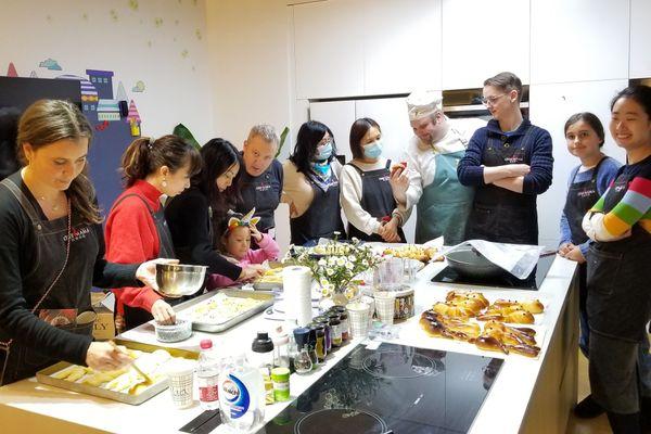 La confection des mannala