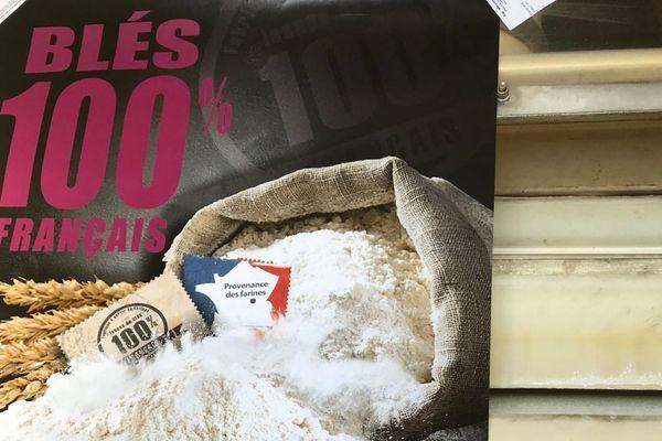 La boulangerie artisanale est le 1er débouché de la farine en France.